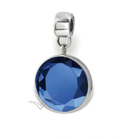J0325 Blue bead or pendant