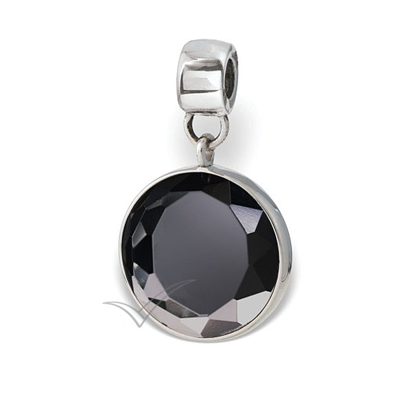 J0327  Bijoux en argent sterling et verre