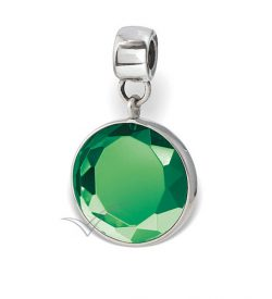 J0331 Green bead or pendant