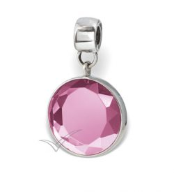 J0334 Pink bead or pendant