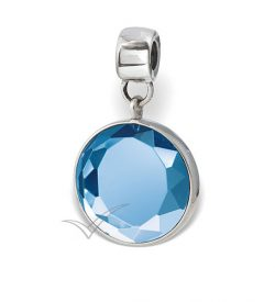 J0336 Medium blue bead or pendant