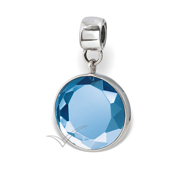 J0336 Bijoux en argent sterling et verre