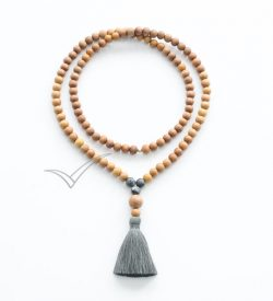 J0360 Tassel mala necklace