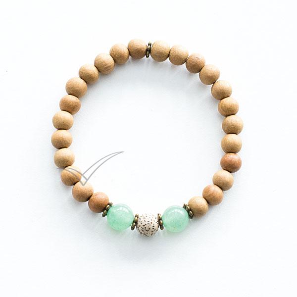 J0376 Bracelet mala