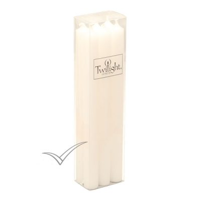 M500101 Pack of 6 dinner candles
