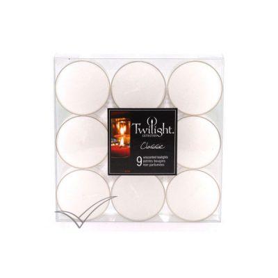 M500116 Pack of 9 tealites