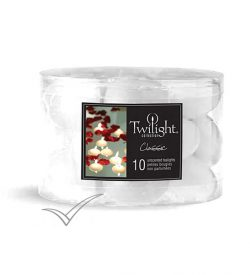 M500118 Pack of 10 floating candles