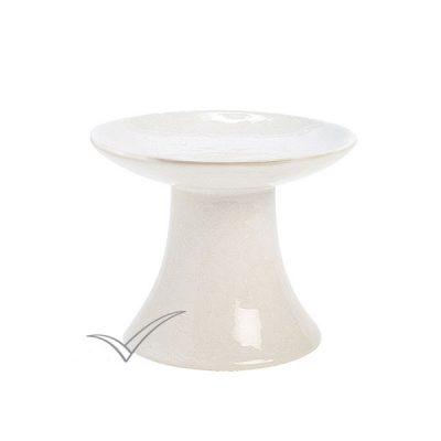 Chandelier blanc en céramique