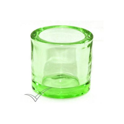 M503120 Green candle holder