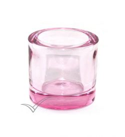 M508120 Pink candle holder