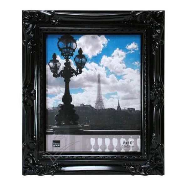 Cadre photo à bordure ornée (8 x 10 po.)
