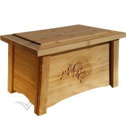 U4209 Bamboo urn
