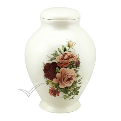 U8004 Ceramic urn