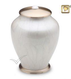 U8684 Brass urn