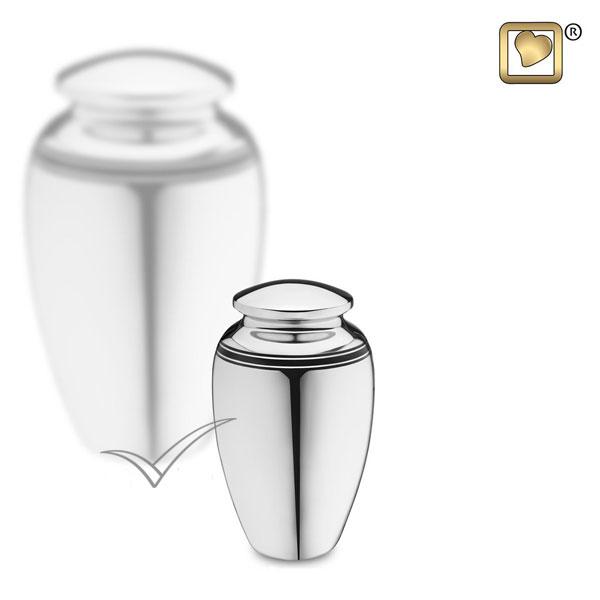 U8736K Urne miniature en laiton