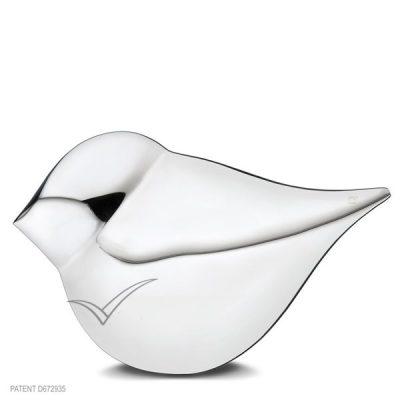 U8751K Bird miniature urn