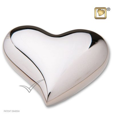 U8800K Urne miniature en coeur