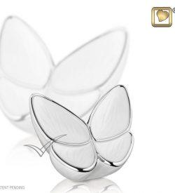 U8810K Butterfly miniature urn