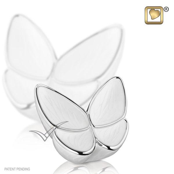 U8810 Urne miniature papillon