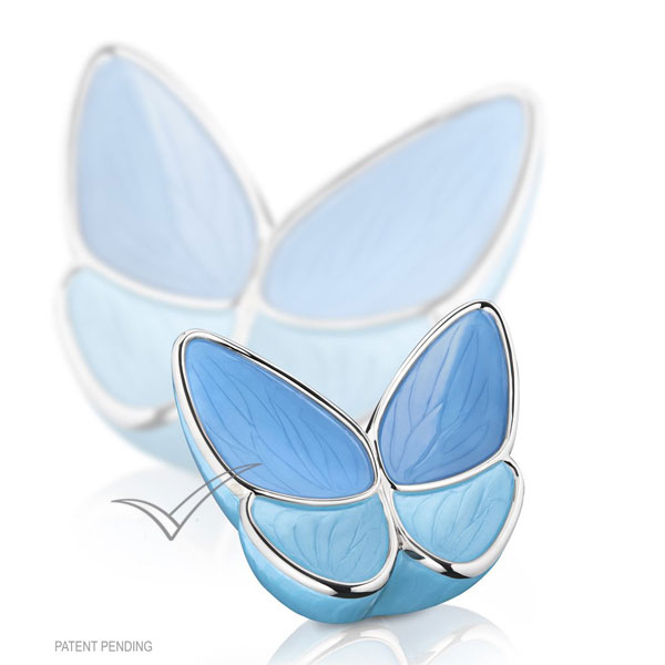 U8812K Urne miniature papillon