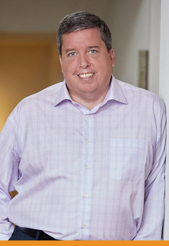 Scott Hardiman, in-house event coordinator